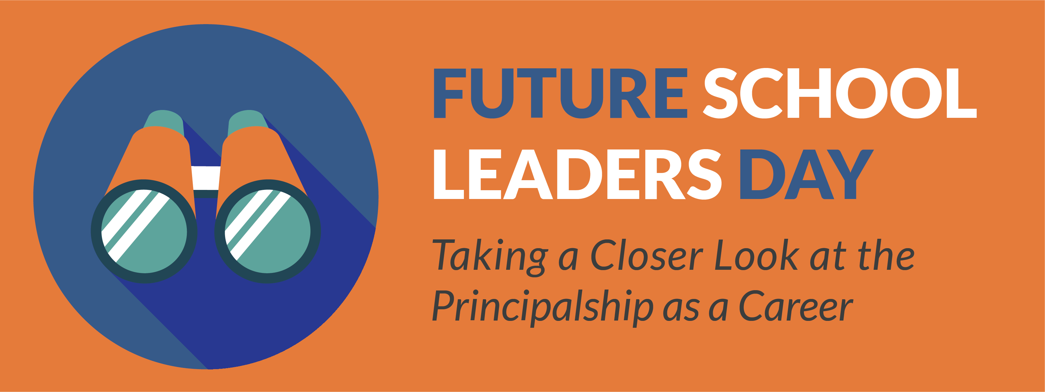Future School Leaders Day logo