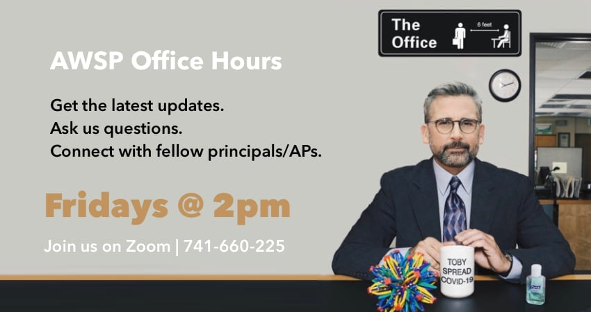 awsp office hours