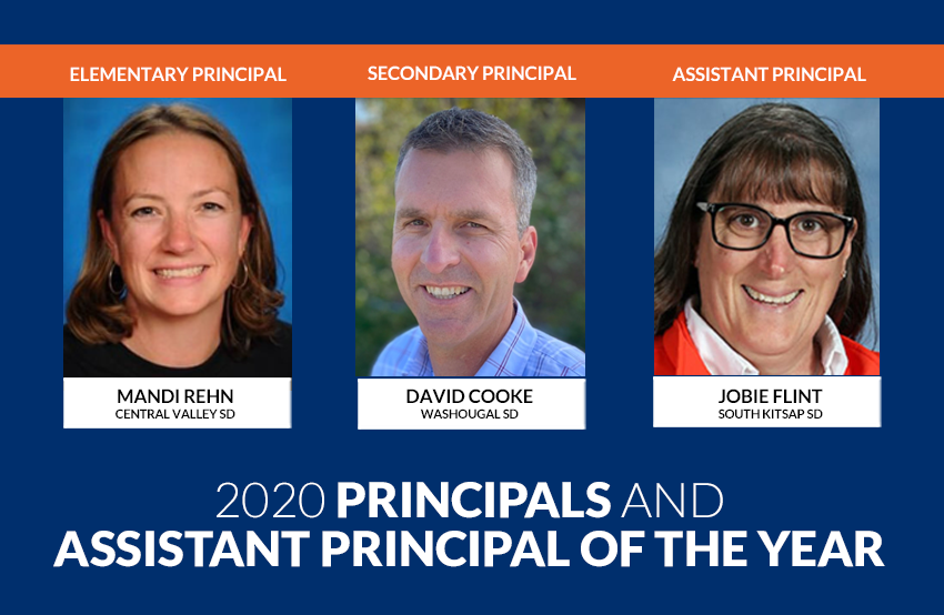 2020 Principals of the Year