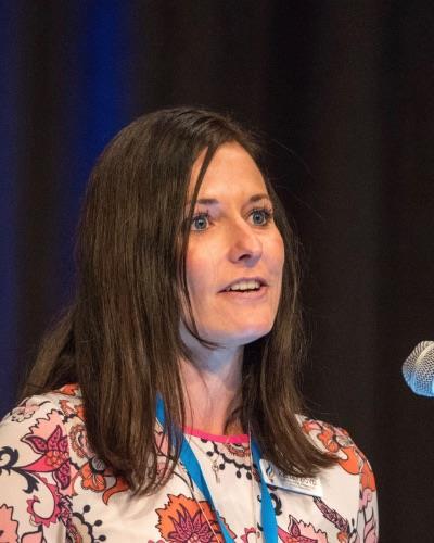 Kelley Boyd, 2017-18 AWSP President